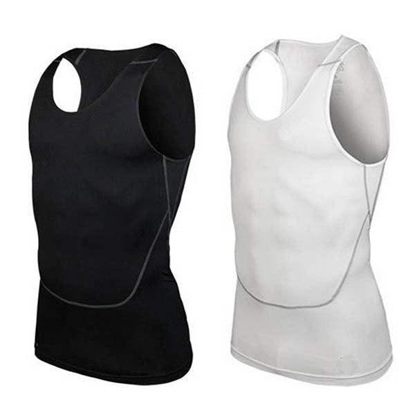 Men's Compression Base Layer Tank Top - Was: $41.99 Now: $14.99 - Free Shipping.