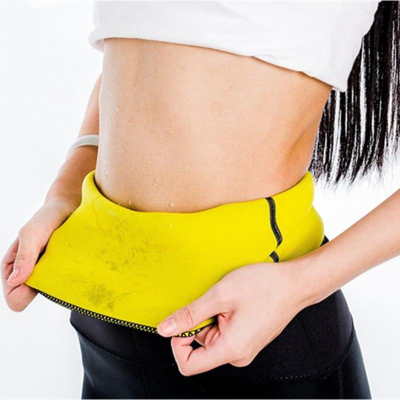 Sports Fitness Waist Wearing Accessory Women Waist Sports Shaper Black Size M to XXXL