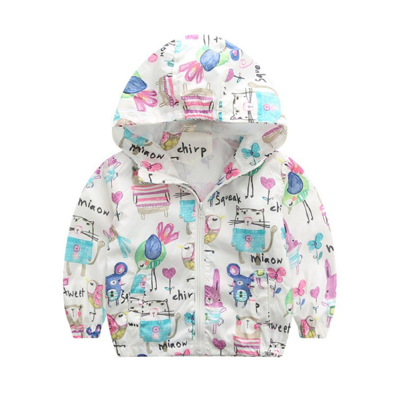 Children Hoodies Jackets Casual Kids Boys Hoodies Coats Spring Clothes for Boys