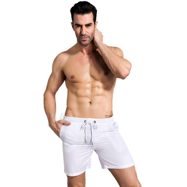 Quick-dry Men Short Pant Workout Casual Beach Shorts