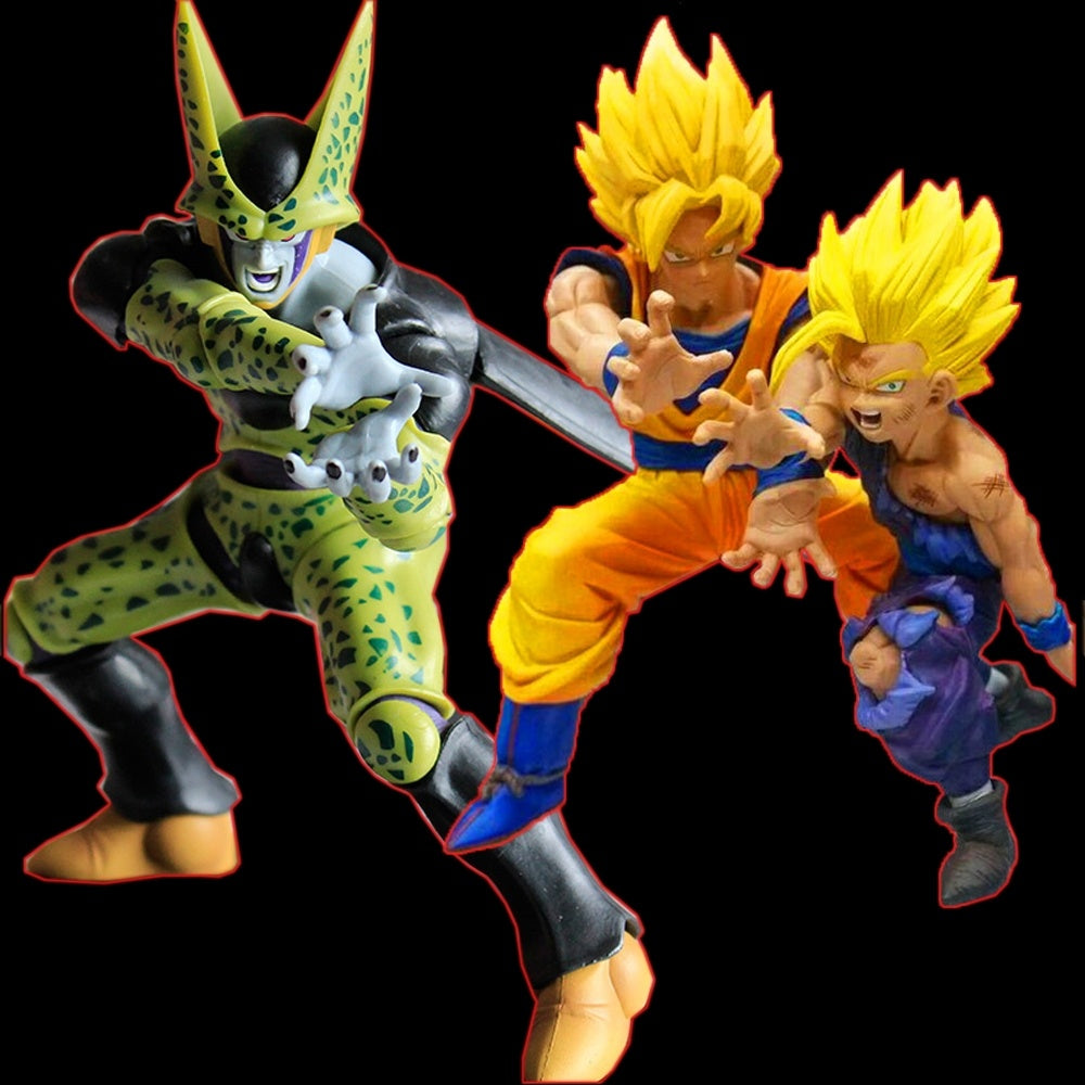 Dragon Ball Z Action Figures