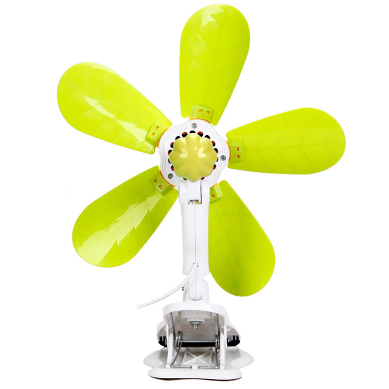 Surface Mounted Mini Electric Desktop Fan