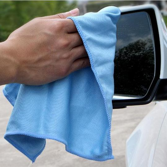 8 Pack: Microfiber Automobile Cleaning and Polishing Towels
