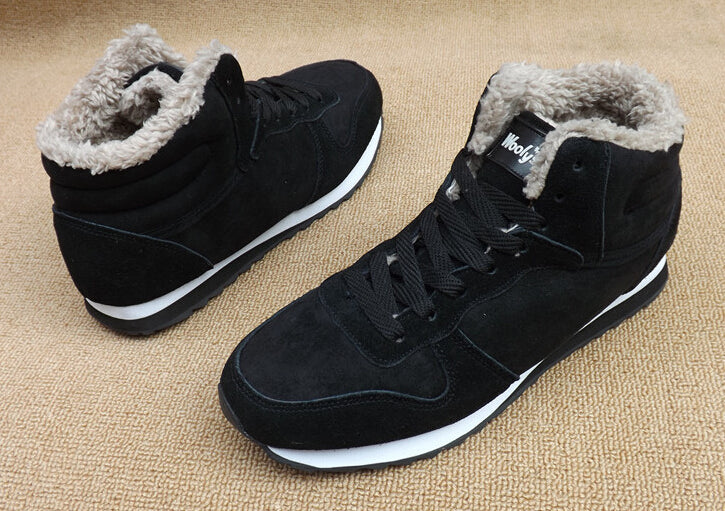 Fashion women Snow Boots Super Warm Boots Plush Ankle boots Work Shoes Unisex Outdoor lover Winter shoes ST13