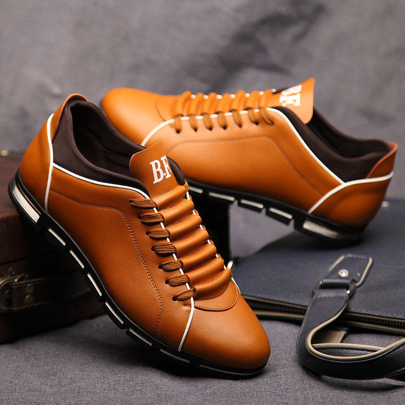 Men's Casual Sport Business Leather Shoes