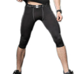 Men Compression Pants Men Fashion Leggings Men Jogger Men 3D Fitness Pants Elastic Trousers Sweatpants