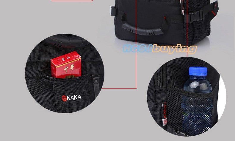 Stylish Waterproof Large Capacity Backpack Luggage Travel Shoulder Bag