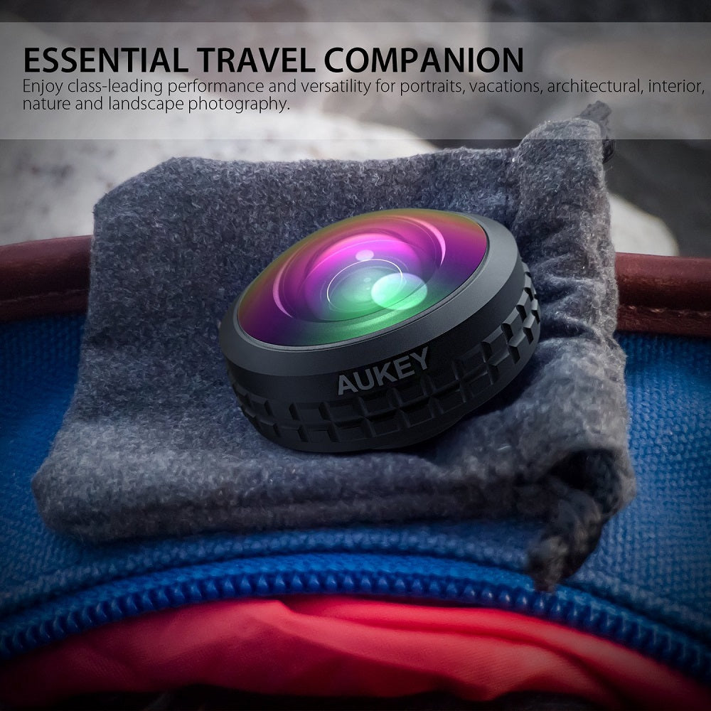 Super Wide Angle High Clarity Optic Cellphone Pro Lens Adapter