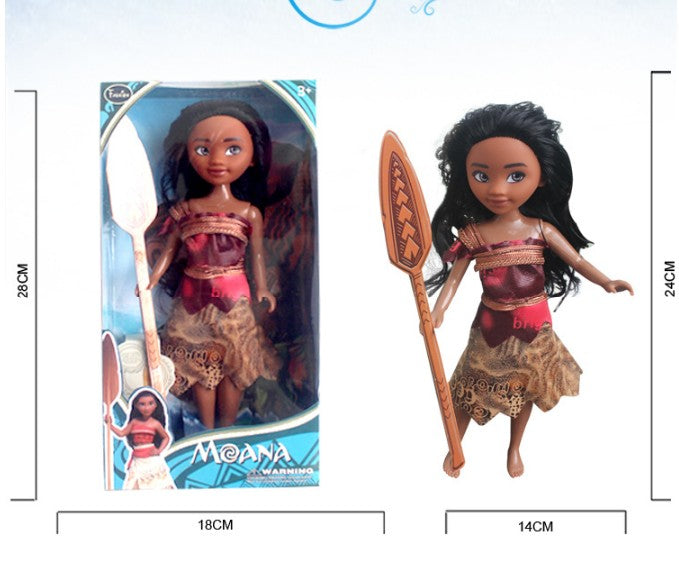 Princess | Action | Figure | Doll | Toy