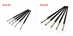 5Pcs Polymer Clay Tools Carving Craft Brush Pottery Tools