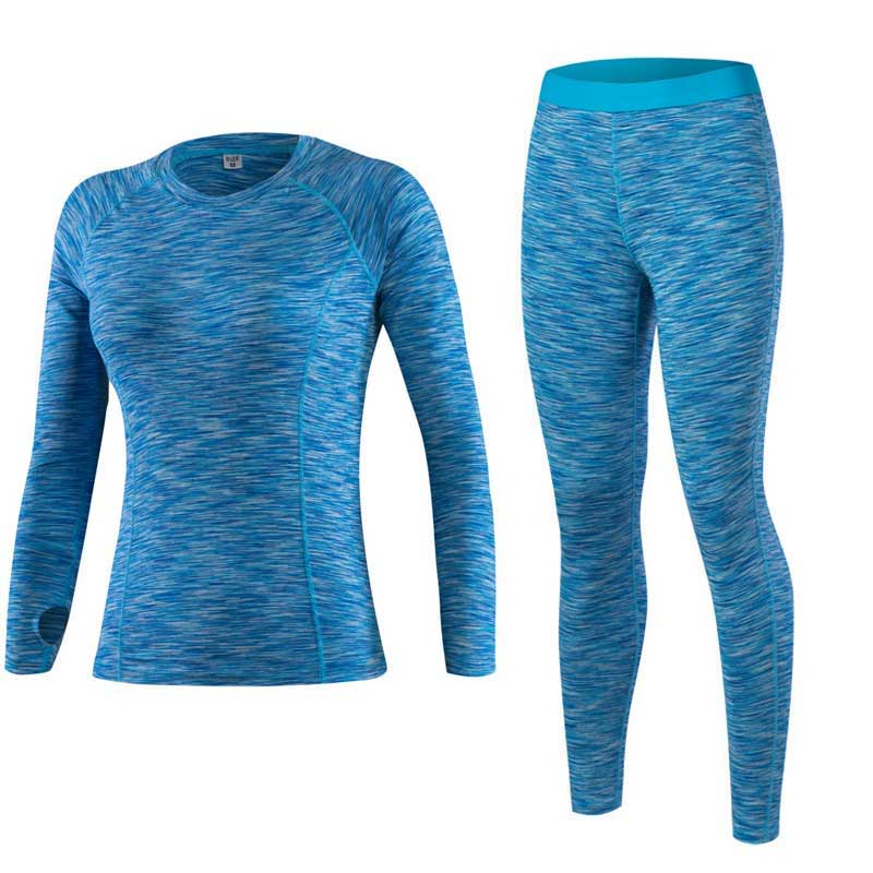 Women's Quick Dry Thermal Underwear