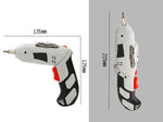 New Electric Drill Cordless Screwdriver Rechargeable Battery Electric Screwdriver Parafusadeira Furadeira Tenwa Power Tools