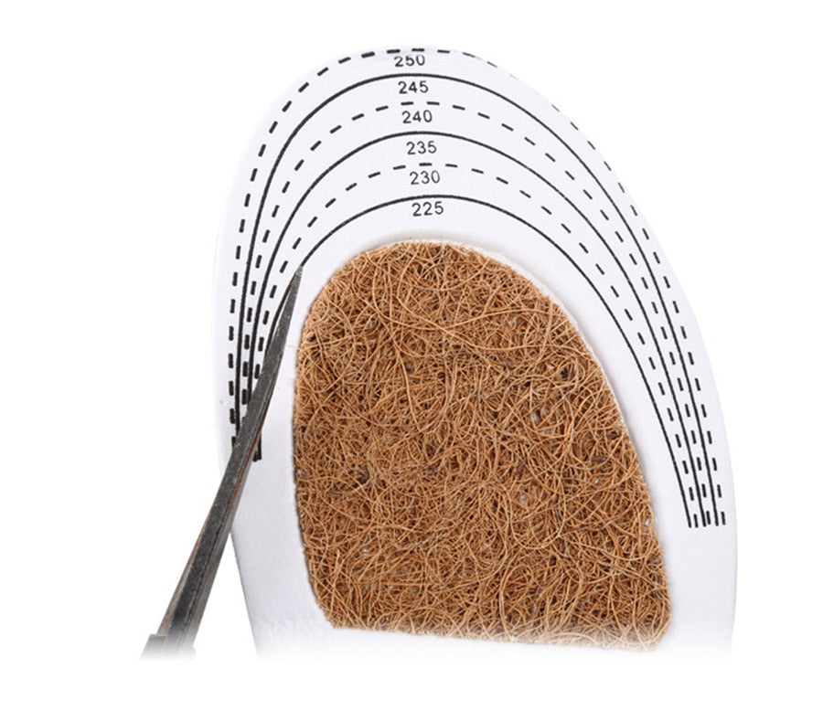 Coconut Beard Arch Support Sport Insole Shoe Cushion