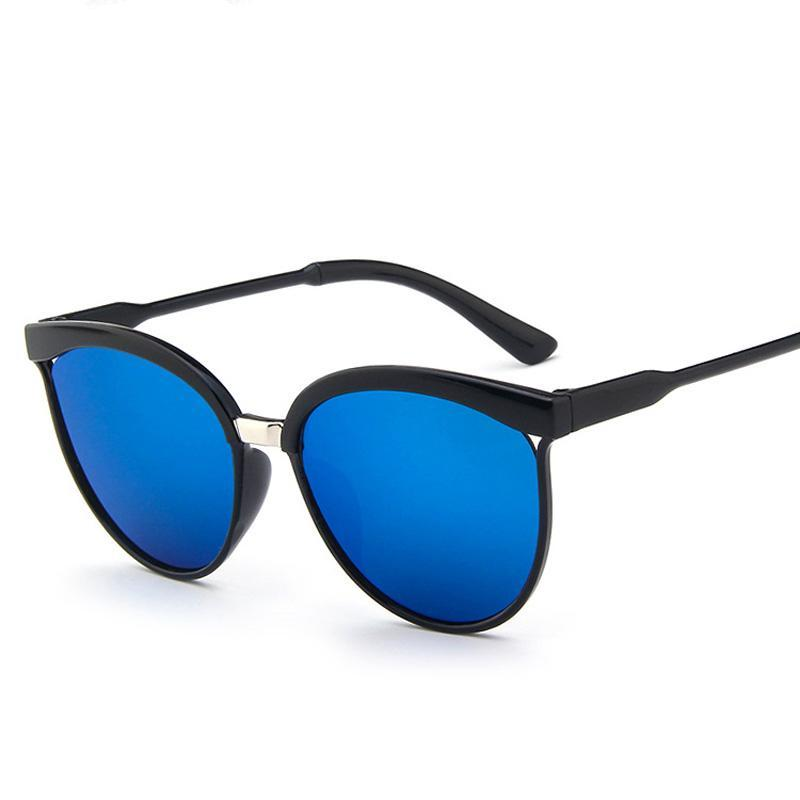 Women's Cat Eye Retro Fashion Sunglasses