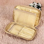 Portable Makeup Brushes Bags Holder Empty Cosmetic Bag Toiletry Storage Travel Make up Container Organizer Makeup Accessories