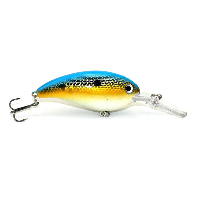 14g 10cm Crankbait Fishing Wobblers Bass Spinner Lures