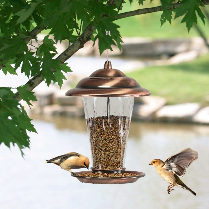 Home Garden Bird Feeder