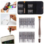 25-in-1 Torx Screwdriver Repair Tool Set