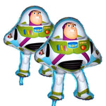 XXPWJ 1pcs new Buzz Lightyear aluminum balloons birthday party balloons holiday decoration toys  R-011