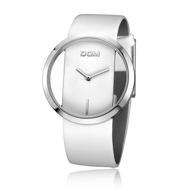 Women's Casual Luxury Simplistic Quartz Watch