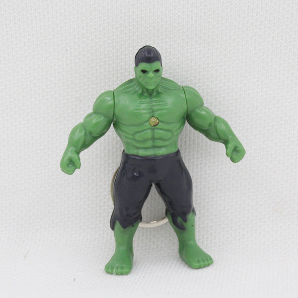 Hulk LED Action Figure Keychain