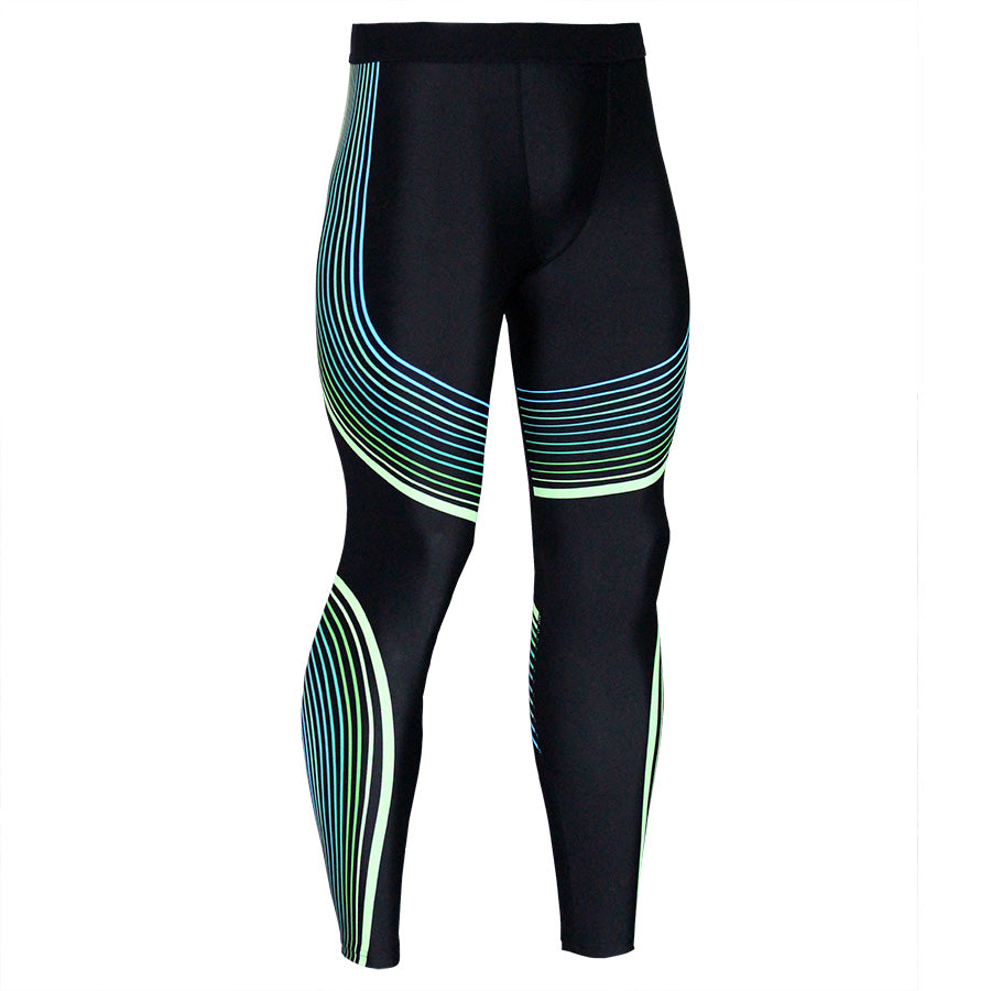 Men's Pants Compression Pants Brand Clothing Basic Layer Tights Exercise Fitness Long Leggings Trousers Leisure Pants Man
