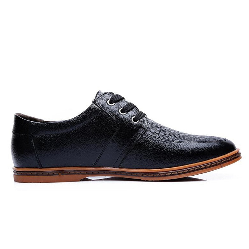Men's Merkmak Leather Casual Shoes