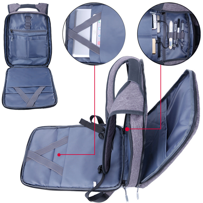 Men's Light Slim Backpack