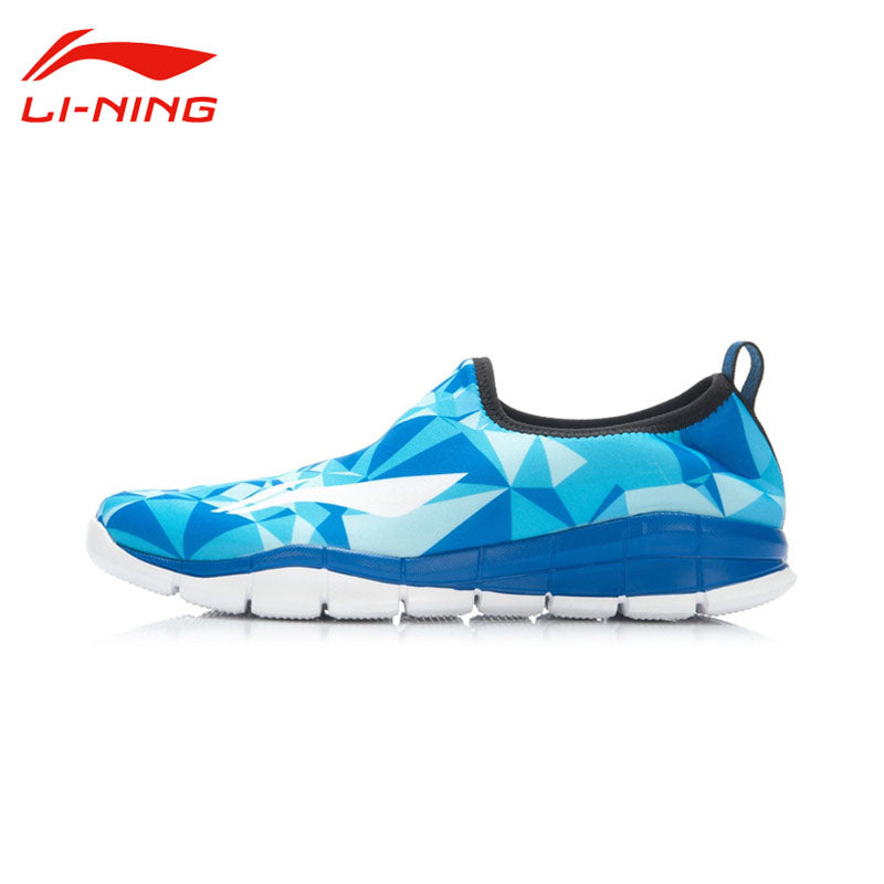 Li-Ning Men's Breathable Super Light Training Shoes LINING Deodorant Cooling Soft Fitness Sneakers Sports Shoes AFHK027