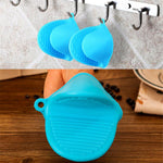 Silicone Heat Resistant Clip Mitts