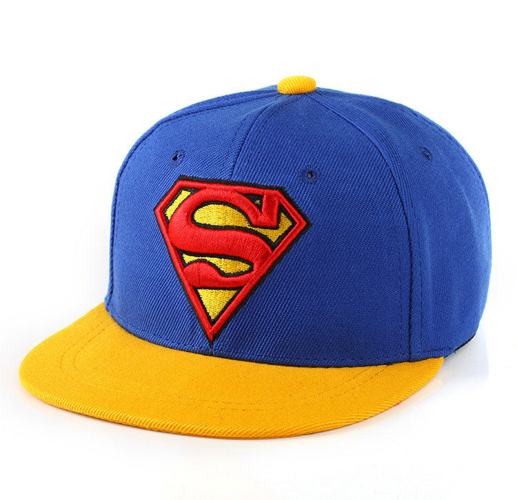 Children Superman Snapback Hat