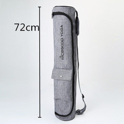 Yoga Mat Bag Backpack Snowflake Style Waterproof Large-capacity Fitness Gym Yoga Pilates Sports Men Women Yoga Knapsack Rucksack