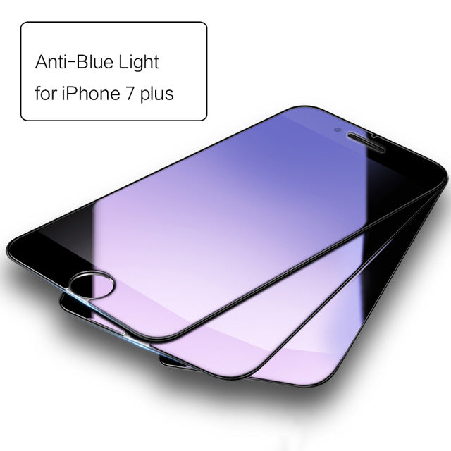 3 Pieces Tempered Glass for iPhone 6 7 plus