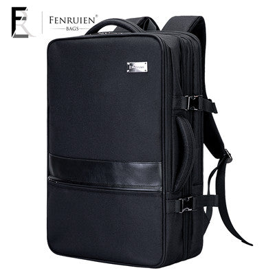 "Business Backpack 17"" Laptop Waterproof Antitheft Travelling Bag"