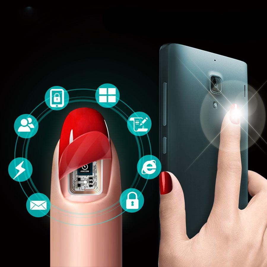N2 Screen Protected Smart Nail
