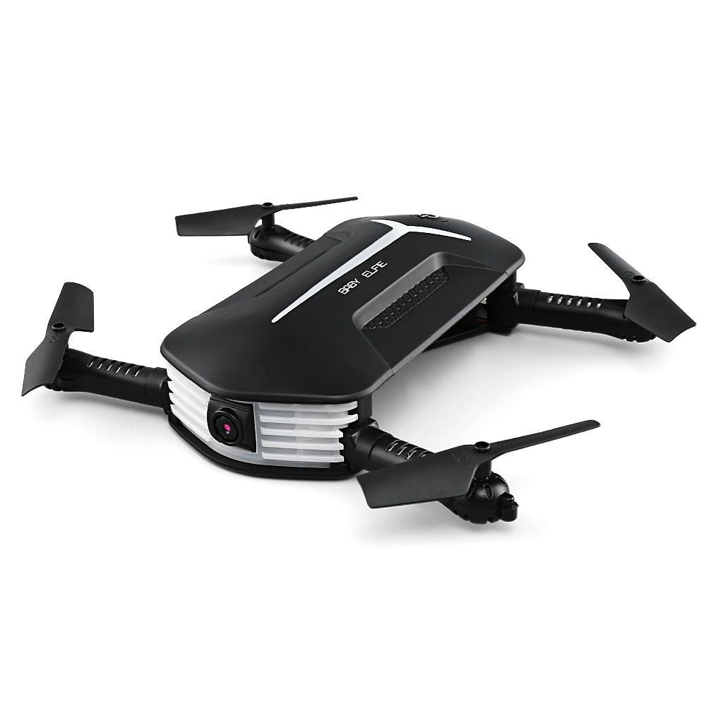 JJRC H37 Mini Elfie 4CH 6-Axis Gyro Foldable WiFi RC Quadcopter