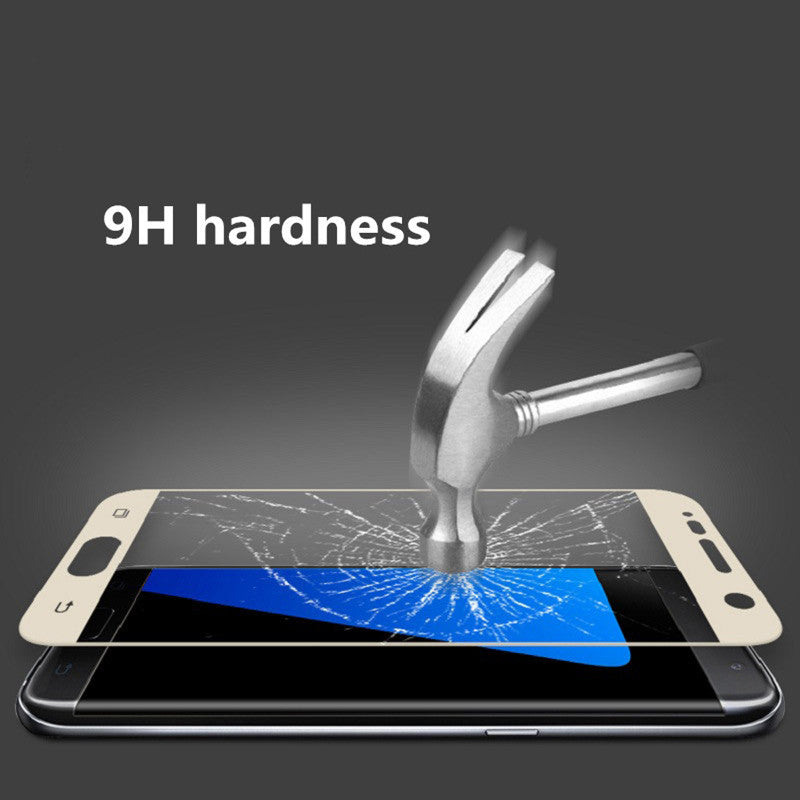 for Samsung S7 glass Galaxy S7 tempered glass MOFi for Samsung Galaxy S7 screen protector film 2.5D full cover S 7 protection
