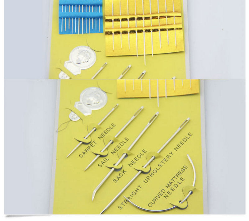 Multi-Function Size Knitting Sewing Needles