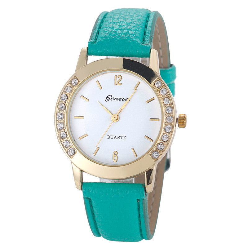 Women Watch Diamond Rhinestone Analog Quartz Wrist Watches