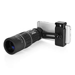 Cell Phone Camera Monocular Telescope Adapter