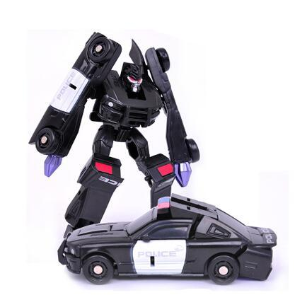 1PCS Transformation Kids Classic Robot Cars Toys For Children Action & Toy Figures
