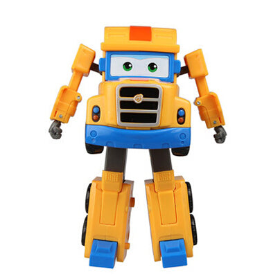 15CM Super Wings Big size Planes Transformation robot Action Figures Toys super wing Mini Jett toy For Christmas gift-50