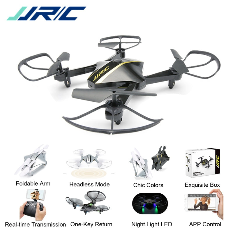 JJRC H44WH DIAMAN 720P WIFI FPV Foldable Selfie Drone With Altitude Hold Mode RC Quadcopter Helicopter RTF
