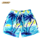 Children Board Shorts Boy Trousers New Fashion 4 Style Color Summer Casual Costume For Kids Beach Shorts 2-16T Print Boys Pants