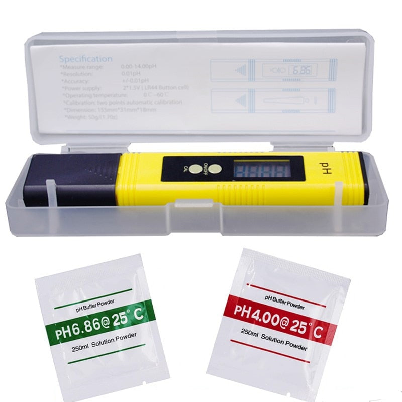 Digital LCD Display PH Meter Tester Was: $75.99 Now: $20.99 Plus Free Shipping.