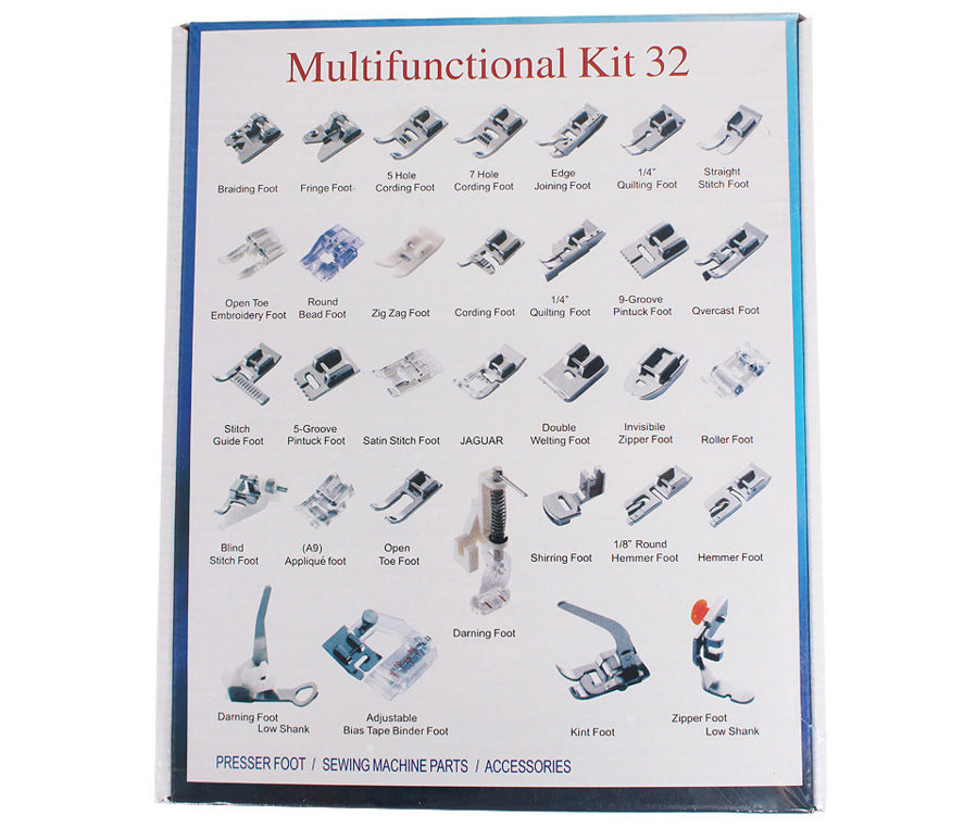 32 Pcs knitting Needle Domestic Sewing Machine