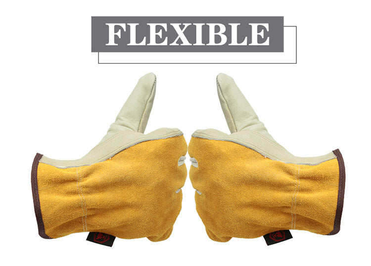 Flexibility of gloves