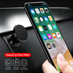 Universal 360 Degree Rotating Magnetic Phone Car Mount
