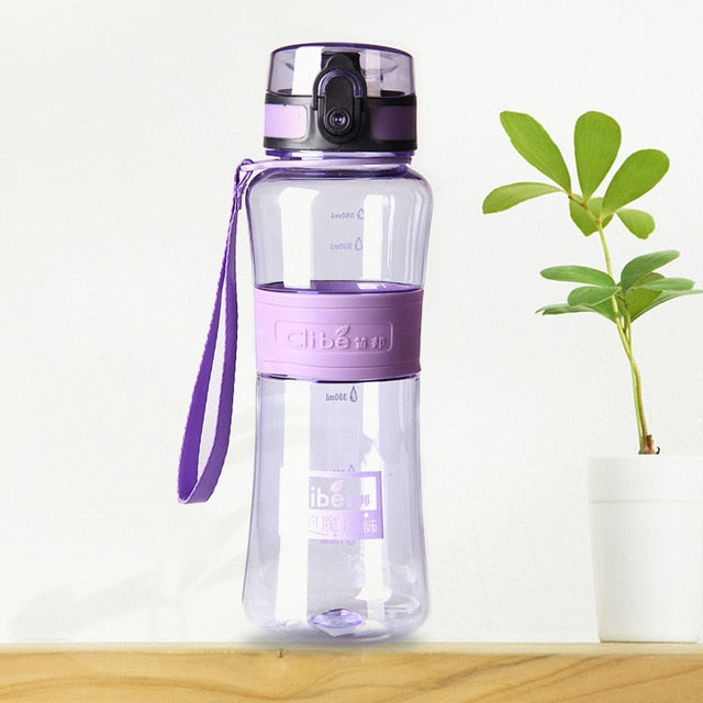 Tight Seal Leak-Proof Travel Water Bottle