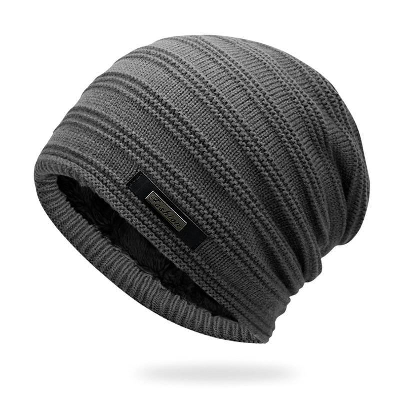 Double-Layered Acrylic Velvet Winter Beanie Was: $47.99 Now: $14.99 Plus Free Shipping.